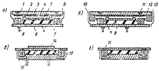 Опорные части и опорные узлы стальных тру