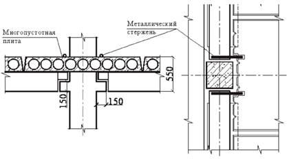 Плиты перекрытия с эскизами железобетонный шпунт тавровый
