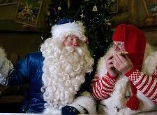 Серьезно о несерьезном: медики серьезно обеспокоены профессиональным здоровьем Деда Мороза!