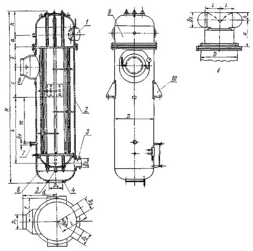 Подогреватель сетевой воды ПСВ 315-3-23 Кемерово Кожухотрубный испаритель ONDA LSE 575 Артём