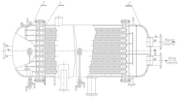Подогреватель мазута ПМР 13-60 Рубцовск Пластины теплообменника Sondex S120 Северск