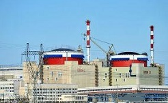 Пожарным понадобился целый час, чтобы потушить пожар на атомной электростанции в Ростовской области