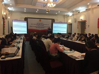 Передовые информационные разработки Роструда были представлены во Вьетнаме